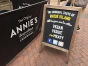 Annie's!