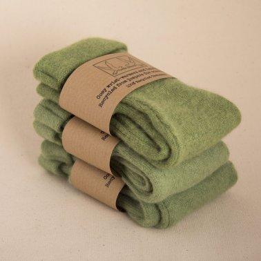 Turtle Doves: recycled cashmere – Bella Green