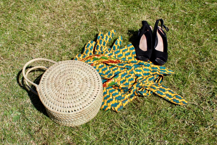 Sustainable Fashion: A Wedding Guest Outfit