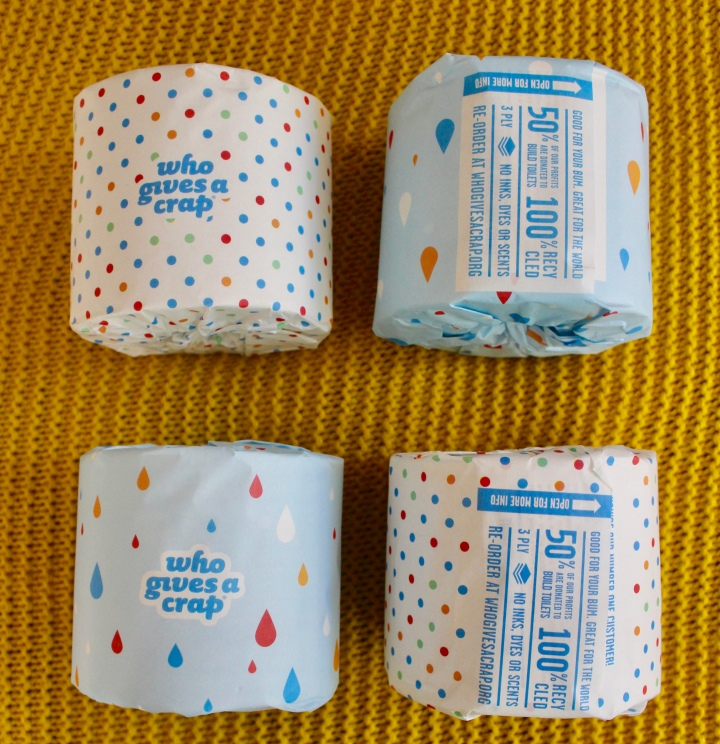 Loo Roll: Seriously… Who Gives ACrap?