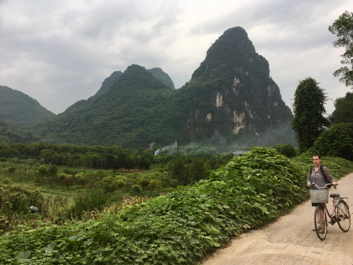 China: Yangshuo's Secret Beach (Plastic Problems)